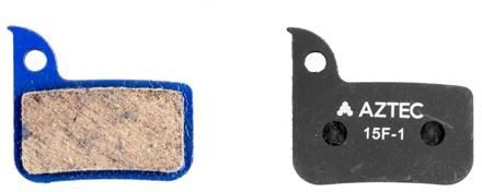 Aztec Organic Disc Brake Pads for Sram Red Callipers | Bremseskiver og -klodser