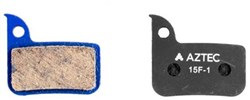 Product image for Aztec Organic Disc Brake Pads for Sram Red Callipers