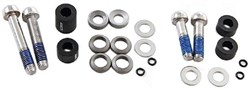 Avid Post Spacer Set XX - 10 S - Front 170 - CPS (Inc. Ti Caliper Mounting Bolts)