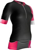 Compressport Pro Racing Triathlon TR3 Womens Aero Top
