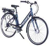 Raleigh Array E-Motion Low Step 700c Womens 2018 Side
