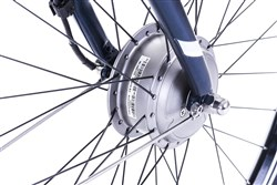 Raleigh Array E-Motion Low Step 700c Womens 2018 Hub Gear