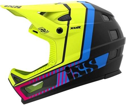 IXS Xult Full Face Helmet - Cedric Gracia Edition