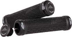 Azonic Logo Lock On Grips 130mm