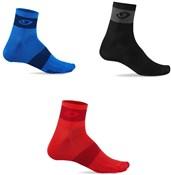 Giro Comp Racer 3 Pack Cycling Socks