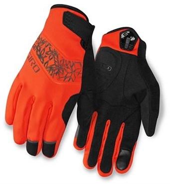 Giro Candela Womens Soft Shell Cycling Long Finger Gloves SS16