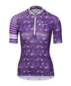 Polaris Womens Vision Short Sleeve Cycling Jersey SS17