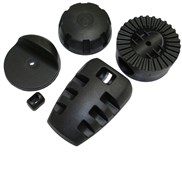 Hollywood Hub Parts for Baja Rack - For 1x Hub