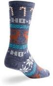 SockGuy Wool Xmas Ugly Sweater Socks