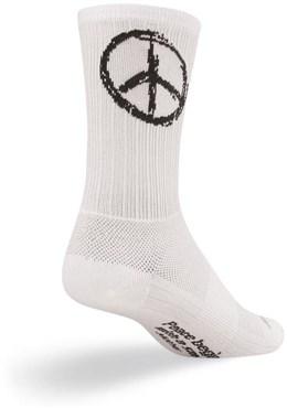 SockGuy SGX Peace Socks