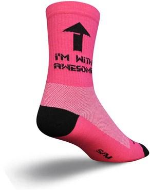 SockGuy Awesome Socks