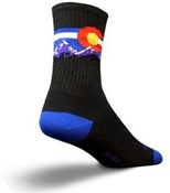 SockGuy Colorado Mountain Socks