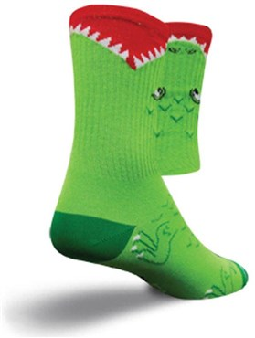 SockGuy Alligator Socks | Strømper