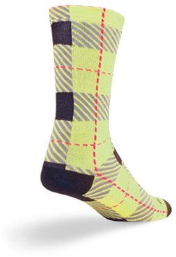 SockGuy Tartan Womens Socks