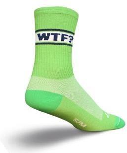 SockGuy WTF Socks
