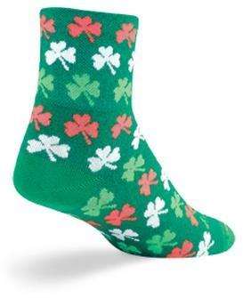 "SockGuy Classic 3"" Irish Limited Edition Socks"