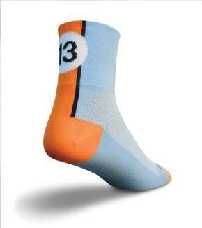 SockGuy Lucky 13 Womens Socks | Strømper