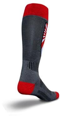 SockGuy MTN-Tech Ski Bonzai! Socks