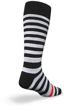 SockGuy MTN-Tech Snowboard Jailbird Socks