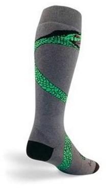 SockGuy MTN-Tech Snowboard Viper Socks
