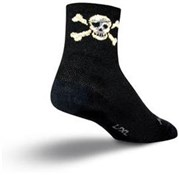 "SockGuy Classic 3"" Pirate Socks"