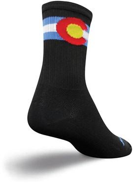 SockGuy SGX Colorado Socks | Socks