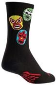 SockGuy SGX 3 Amigos Socks