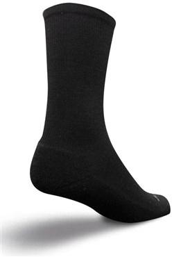 SockGuy Mr Black Sox Wooligan Socks