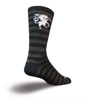 SockGuy Medieval Unicorn Socks