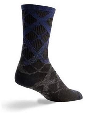 """SockGuy Crew 6"""" Wool Fade Socks"""