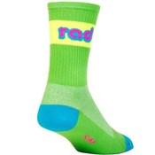 """SockGuy Crew 6"""" Rad Socks"""