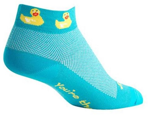 SockGuy Ducky Womens Socks