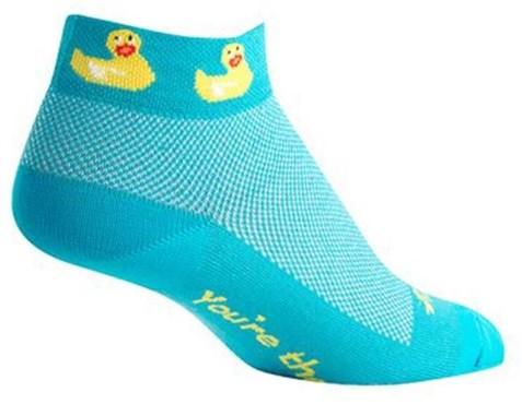 SockGuy Ducky Womens Socks | Strømper