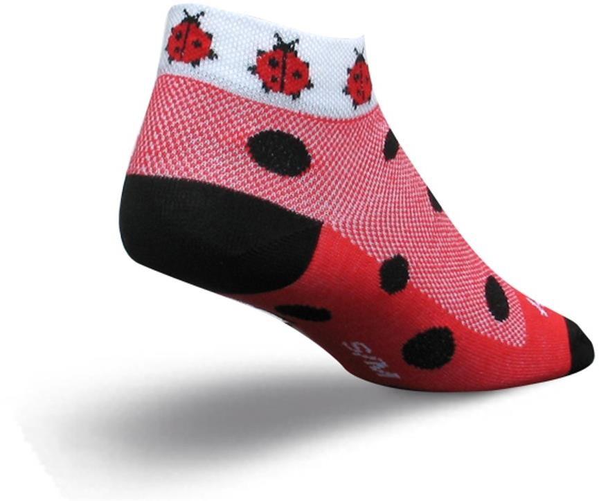 SockGuy Lady Bug Womens Socks | Socks