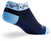 SockGuy Paisley Womens Socks
