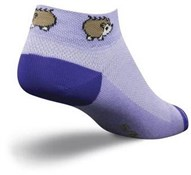 SockGuy Porcupine Womens Socks