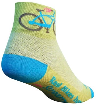 SockGuy Streamers Womens Socks | Strømper