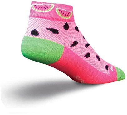 SockGuy Watermelons Womens Socks | Strømper