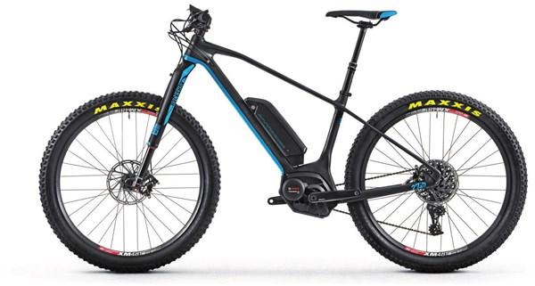 Mondraker e-Prime Carbon RR+ 2016 - Electric Mountain Bike | City-cykler