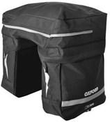 Oxford C35 Triple Pannier Bags