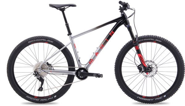 "Marin Nail Trail 7 27.5"" / 650B  Mountain Bike 2017 - Hardtail MTB"