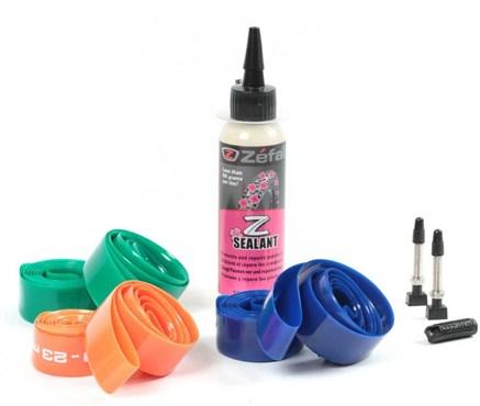 Zefal Tubeless Conversion Kit | Lappegrej og dækjern