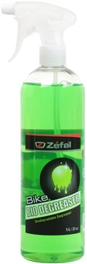 Zefal Bike Bio Degreaser | polish_and_lubricant_component