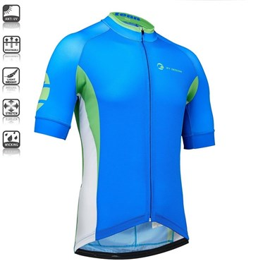 Tenn By Design Pro Short Sleeve Cycling Jersey