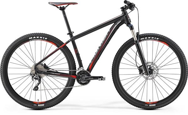 Merida Big Nine 500 29er Mountain Bike 2017 - Hardtail MTB