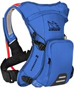 USWE Airborne 3 Hydration Pack 1L Cargo With 2.0L Shape-Shift Bladder