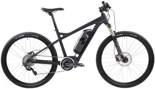 Saracen Juiced 2018 - Electric Mountain Bike