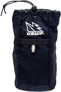 USWE Hydration Chest Pocket - Compatible With All USWE 4-Point Harnesses