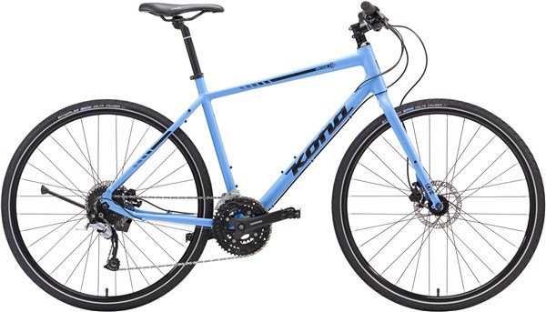 Kona Dew Plus 2017 - Hybrid Sports Bike
