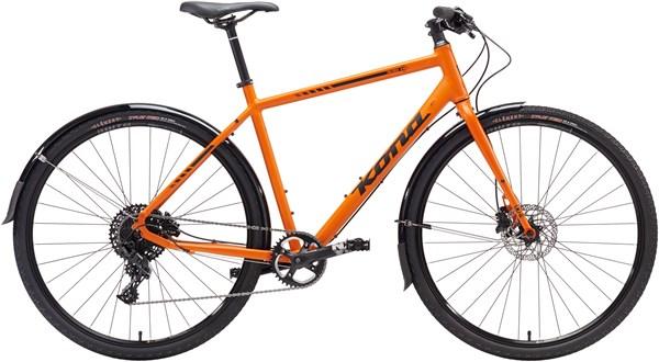 Kona DR Dew 2017 - Hybrid Sports Bike
